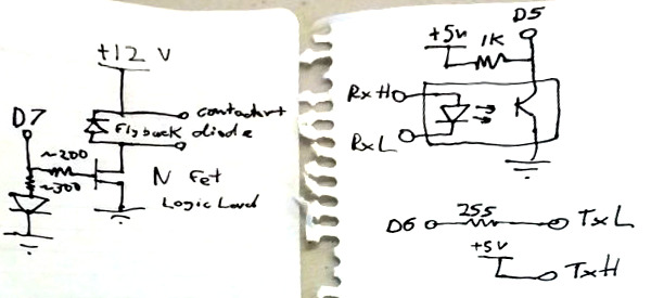 BMS Master schematic